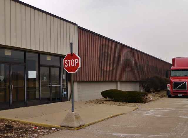Former Elder Beerman Furniture Superstore Trotwood