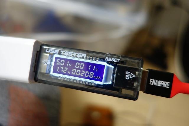 EnacFire Micro USBケーブル