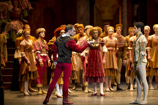Artists of The Royal Ballet in Romeo and Juliet © Bill Cooper/ROH 2012 | by Royal Opera House Covent Garden