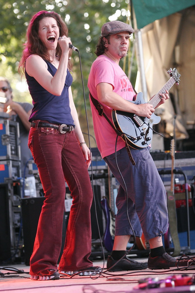 Edie Brickell And The New Bohemians Prince S Island Park