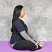 Stretching for pregnant women