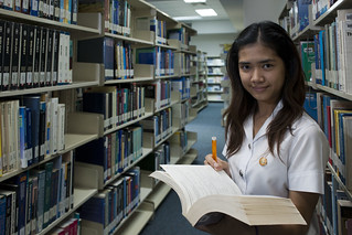A university student who is earning her bachelor's degree | by World Bank Photo Collection