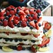 Triple Berry Layered Lemon Cream Cake 2