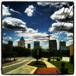 Downtown Greensboro | by Greensboro NC
