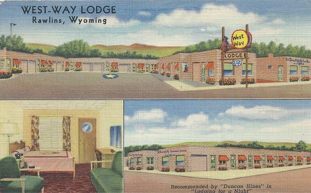 Rawlins Wyoming Motels Dog Friendly