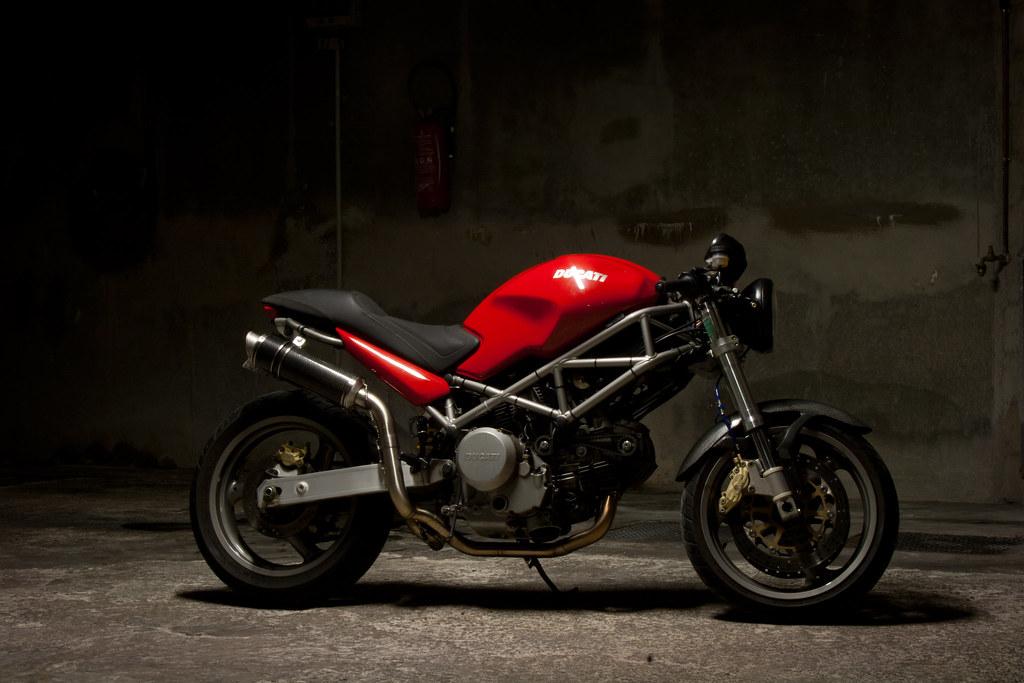 Ducati Monster 620 cafe racer | ducati monster 620 cafe