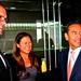 David Bernalh, Caryl Chinn, Mayor Villaraigosa