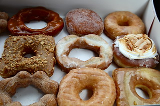 Luckys Doughnuts on Main St. | by scout.magazine
