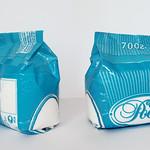 сода в бутафорской упаковке