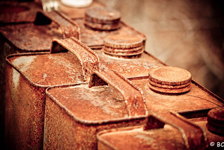 Rusted Cans | by Ben A Cobb Photo