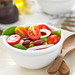 Tomato  and Beans salad