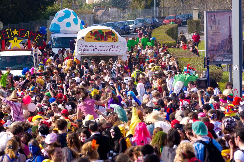 Carnaval Caen De La Ville