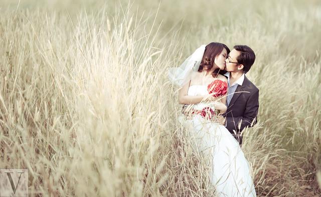 Ảnh cưới đẹp Sài Gòn Hải & Ngọc