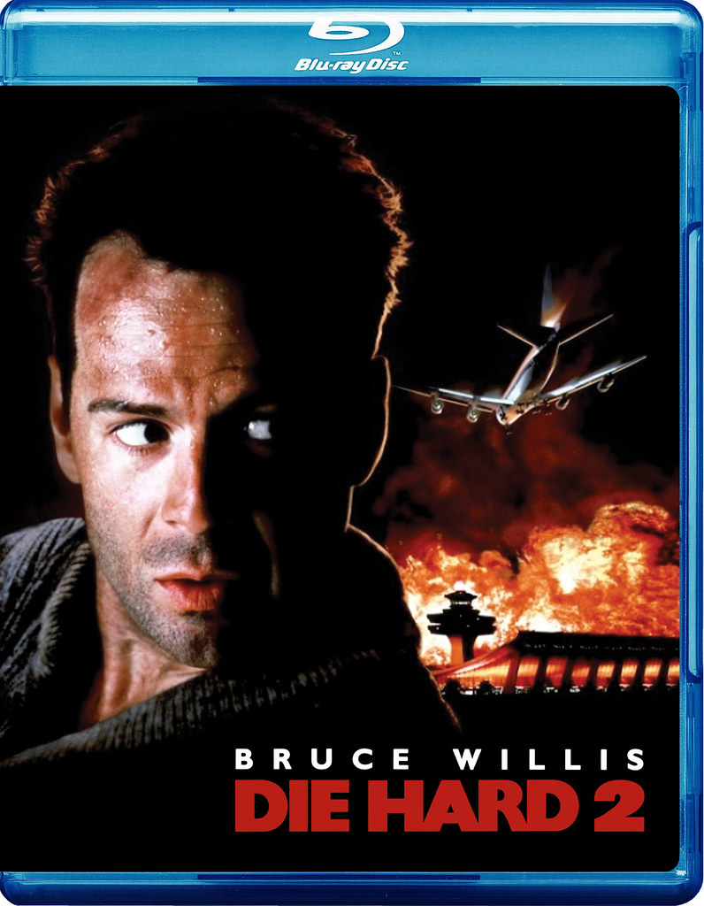 Image result for die hard 2 blu-ray