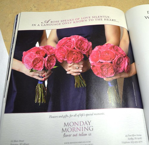 Our Ad in Accent Magazine | by Monday Morning Flower and Balloon Co