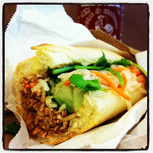 Banh Mi lunch | by etravus