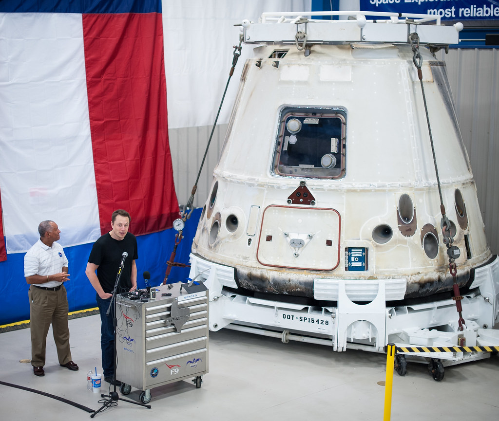 musk spacex dragon - photo #21