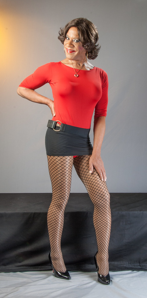 Mature bitches in short skirts