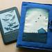 Dancing birds book/gadget case