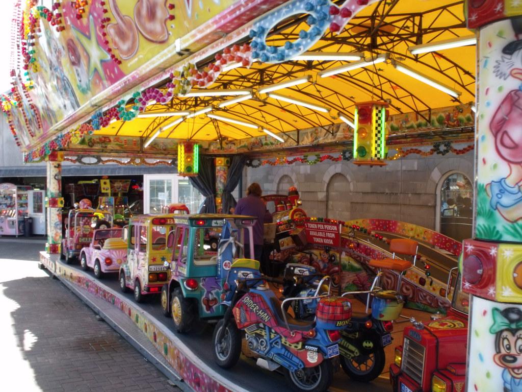 Car For Kids >> Alexandra Gardens - Electric Palace - Fun Fair - The Espla… | Flickr