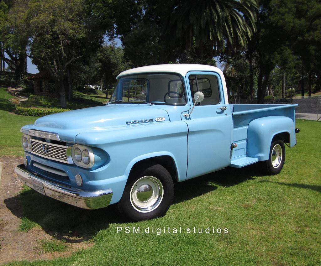 1960 Dodge D100 Muckenthaler 2012 Motor Car Festival Flickr