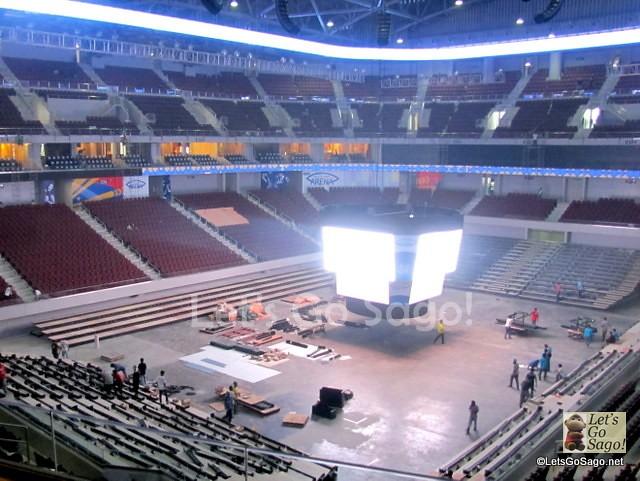 margarte court arena concert guidelines