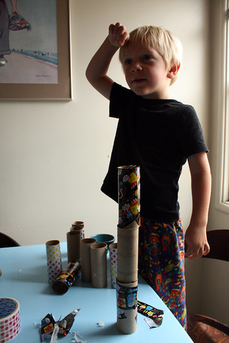 Homemade marble run | by Wendy Copley