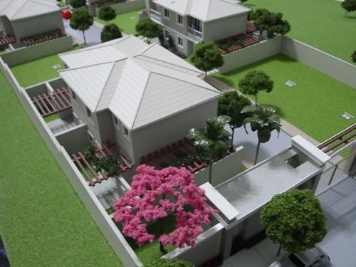 Maquete Condominio