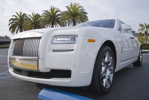 Rolls Royce Ghost | by Axion23