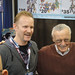 WonderCon 2012 - Morgan Spurlock and Stan Lee