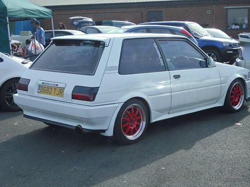 1986 Toyota Corolla For Sale