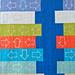 front of school auction quilt 2012