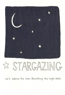 stargazing | by heartparade