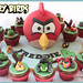 Big Cake Little Cakes : Angry Birds