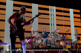 Red Hot Chili Peppers (Flea) in Cleveland 06.02.2012 | by cleverock