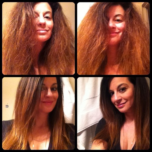 Frizzy to Smooth Hair in 20 Minutes | by leyla.a