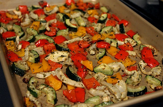 Roasted Vegetables | by Bon Eats