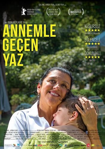Annemle Geçen Yaz - Que Horas Ela Volta – The Second Mother (2016)