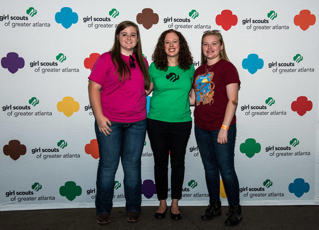 cookie ceo event at zoo atlanta girl scouts of greater
