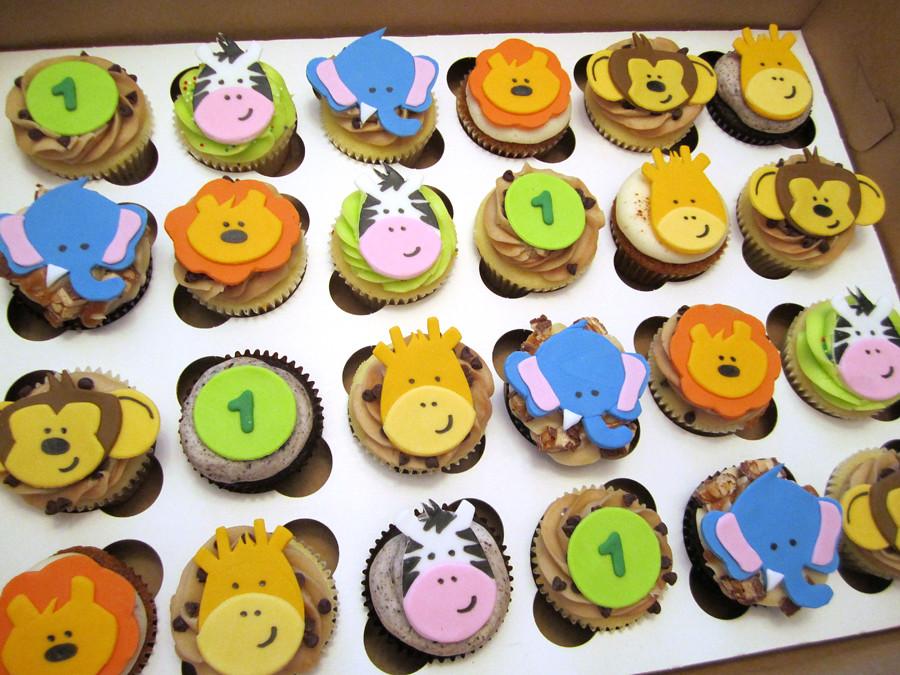 Mini Cupcake Birthday Cake Sydney