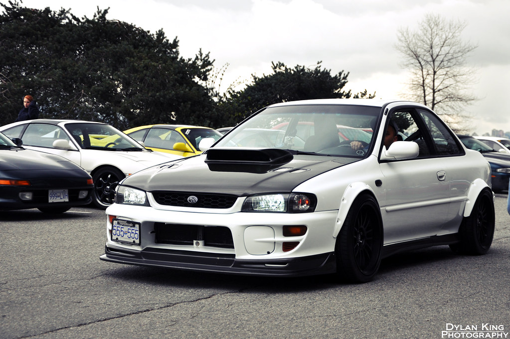 Impreza 2.5 Rs >> Subaru 2.5 RS | Check out my Facebook page | Dylan King ...