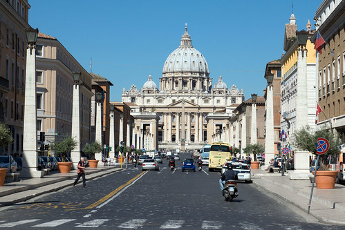 St. Peter's | by baldheretic