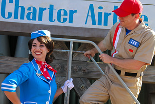 Minnie's Fly Girls Charter Airline | by heytherejere