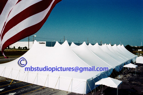 Tent 60x200 P6200F-3 | by MB.Pictures