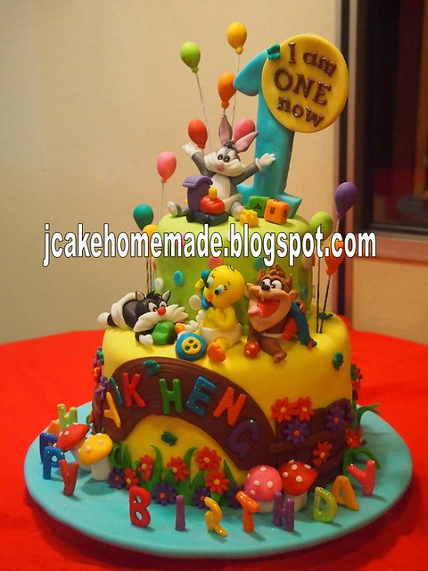 Mini looney tunes tortas - Imagui