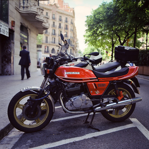 Ducati 500 Desmo | by Seriously People