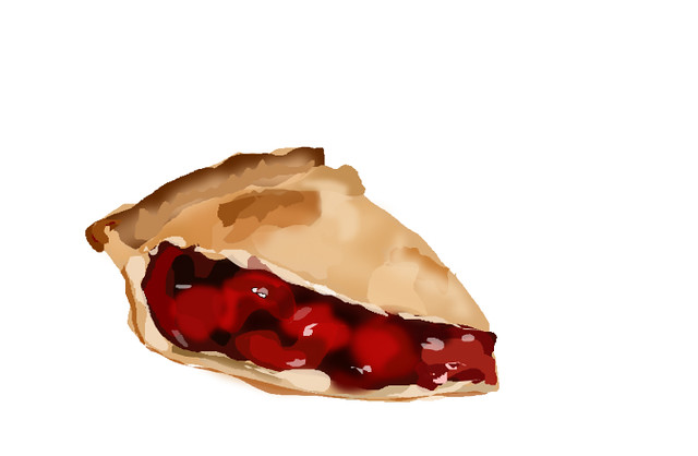 Cherry Pie Clipart | Flickr - Photo Sharing!