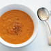 sweet potato & red curry soup