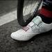 Allesandro Ballans customised Giro racing shoes