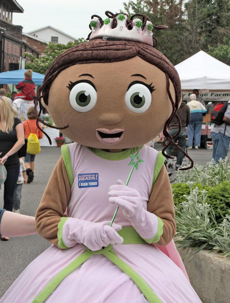 Princess Presto Photo Scott Witzke Wtiu Indiana Public Media Flickr